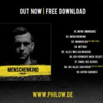 "Philow - ""Menschenkind"" - Out now!"